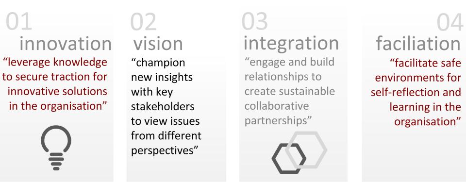 Haines Strategic Management Consultants Key Strengths